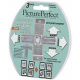 Ranchmark Picture Perfect - The Adjustable Picture Hanger - 3-Pack - New