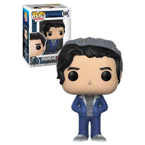 Funko POP! Television Riverdale #589 Jughead Jones - New, Mint Condition
