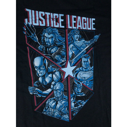 Funko Justice League - T-Shirts In Various Styles & Sizes - DC Legion Of Collectors Exclusive - New, Mint [Size: XXL]